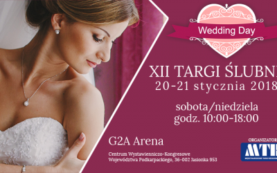 # SAVE the date for Targi Ślubne