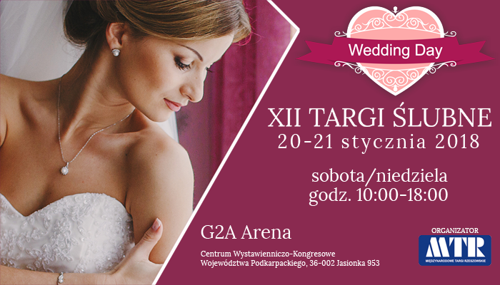 #SAVE the date for Targi Ślubne